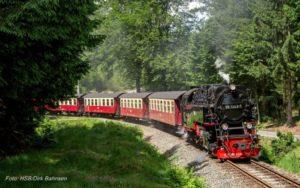 Ab dem 28. Juni führt die Harzer Schmalspurbahnen GmbH (HSB) ein neues Sonderangebot für ihre Fahrgäste ein.