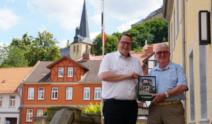 Bildband über Blankenburg (Harz) nach der Wende