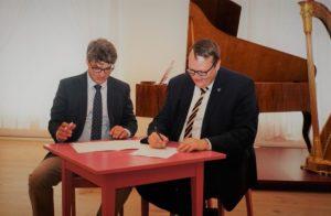 Förderung Kloster Michaelstein durch Stadt Blankenburg