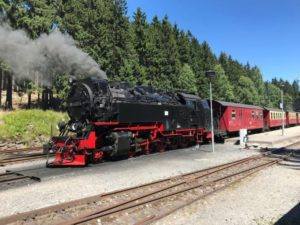 Buch-Vorankündigung: Strecken und Bahnhöfe der Schmalspurbahnen im Harz, Band 1.