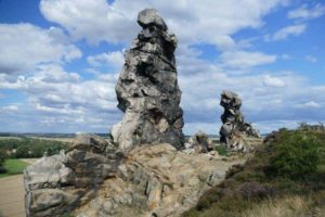 Die Teufelsmauer: Ein einmaliges, sagenhaftes Wandererlebnis im Harz