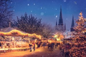 Weihnachtsmarkt Wernigerode 2019