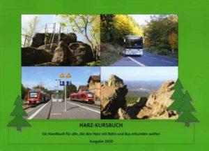 Neues Harz-Kursbuch 2020 neu erschienen