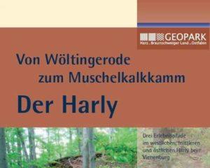 Geopark-Broschüre des BUND Westharz über den Harly in digitaler Neuauflage erschienen