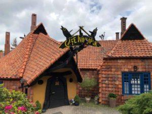 Eingangsbbereich Café Winuwuk Bad Harzbrug