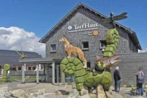 Nationalpark-Besucherzentrum TorfHaus öffnet wieder wie gewohnt