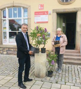 Bad Frankenhausen öffnet weitere touristische Angebote