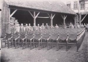 Lauterberger Stuhlarbeiterstreik von 1896