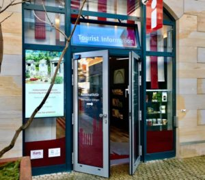 Tourist Information Halberstadt wieder erreichbar