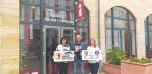 Tourist Information Halberstadt unterstützt VfB Germania Halberstadt