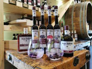 Harzer Qualitäts-Gin und Edelbrände aus Timmenrode