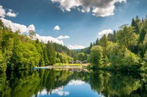 Wasserspaß im Harz: Ausflugsziele für warme Tage im Oberharz