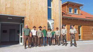 Neubau am Natur-Erlebniszentrum HohneHof eröffnet