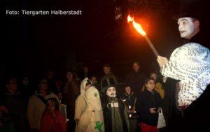 Geisterstunde im Tiergarten Halberstadt mit Hygienekonzept