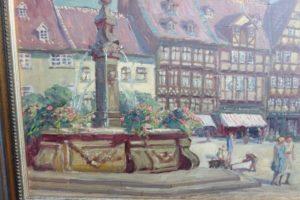 Spendenaktion soll Gemm-Gemälde nach Halberstadt zurückbringen