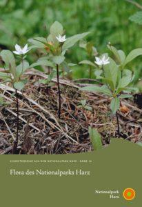 Cover Flora des Nationalparks Harz