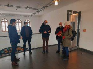 Stadt richtet dezentrales Impfzentrum im Bahnhof ein