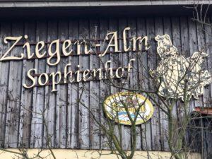 Ziegenalm Sophienhof: Hofladen und Hofalm im Harz