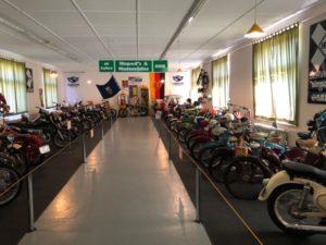 Fahrzeugmuseum Benneckenstein - Motorradaustellung