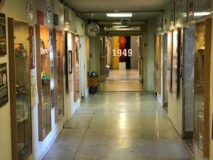 Blick in die DDR-Ausstellung