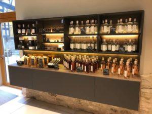 Die Burg Scharfenstein und Whiskymanufaktur im Eichsfeld