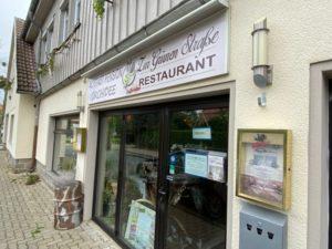 Restaurant Zur Grünen Straße, Wernigerode