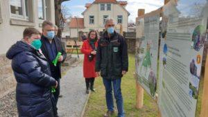Neue Nationalpark-Informationsstelle im Rathaus Elbingerode eröffnet