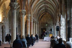 eroeffnung spiritueller klosterrundgang