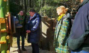 Neues Angebot auf dem beliebten Löwenzahn-Entdeckerpfad des Nationalparks Harz