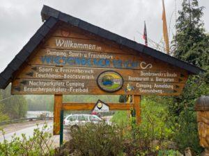 Campingpark Wiesenbeker Teich, Bad Lauterberg