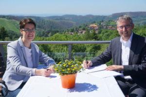 unterzeichnung harzer hexen stieg kooperationsvereinbarung foto htv 1