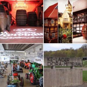 Öffnungszeiten Gedenkstätte und Museen der Stadt Nordhausen