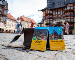 """Reiseführer """"Harz"""" und """"Wernigerode"""" im Schmidt-Verlag erschienen"""
