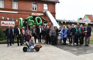 150 Jahre Kinderbetreuung in Kita Hoppelnase in Langenstein