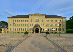 Schlosshotel Blankenburg: Erholung und Genuss im Harz