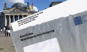 Informationen der Stadt Halberstadt zur Bundestagswahl 2021
