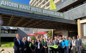 AHORN übernimmt Traditionshotel - jetzt Harz Hotel Braunlage